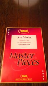 Ave Maria/  Anton Bruckner作曲 John Glenesk Mortimer編曲