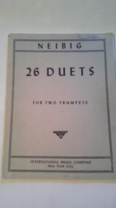 NEIBIG作曲 26DUETS