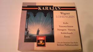ワーグナー作曲 歌劇「ローエングリン」 カラヤン指揮 ベルリンフィル